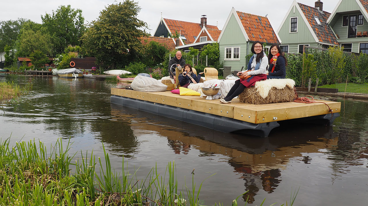 vlot experiencewaterland raft