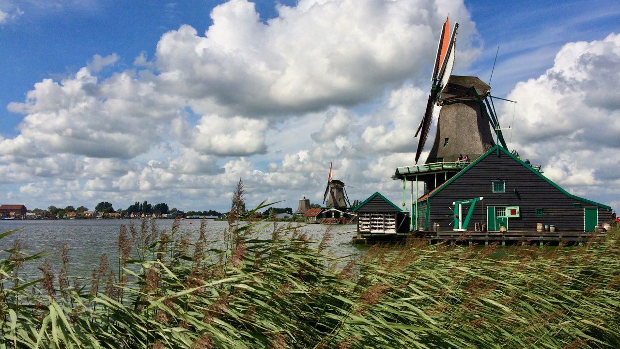 Small group windmills Zaanse Schans & Fishing villages *****55